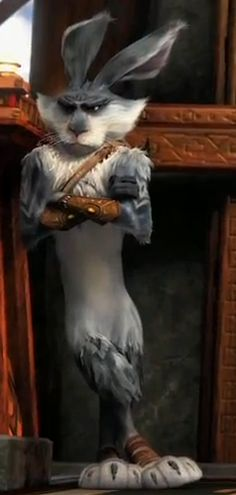 *EASTER BUNNY ~ Rise of the Guardians, 2012