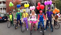 Awesome Mario Kart Cosplay