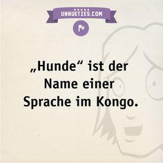 Im Kongo gibt es überraschend viele verschiedene Sprachen: http://www.unnuetzes.com/wissen/10941/sprache-im-kongo/