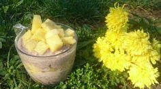 Ez a kása a tavaszi reggelik királynője! - Lollipop Healthy Recipes, Healthy Food, Cantaloupe, Diet, Fruit, Healthy Foods, Healthy Eating Recipes, Healthy Eating, Healthy Food Recipes