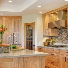 Contemporary Hickory Design Ideas, Pictures, Remodel and Decor