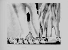 JAMES ROSENQUIST - PUSHBUTTONS - KUNZT.GALLERY http://www.widewalls.ch/artwork/james-rosenquist/pushbuttons/ #Print