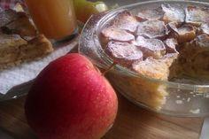 Šťavnatá jablková žemľovka