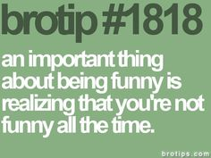 i know too many people that need to think about this one... haha