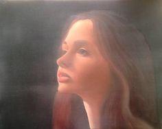 """Saatchi Art Artist Gennaro Santaniello; Painting, """"Annunciation"""" #art"""
