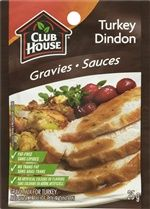 Club House Gravy Mix for Turkey @DinnerByDesign