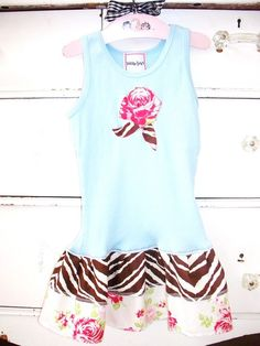 rad girl's dress