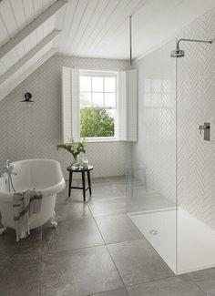 bathroom tile ideas floor, shower, small, natural, grey, farmhouse, neutral, tub, master, modern, rustic,vintage, white, blue, wall. #bathroom #tile #ideas