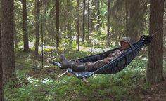"""Тент-палатка -гамак """"Лесник-2"""" Ваш комфорт в любых условиях! Возможность быстрого использования в любых условиях."""