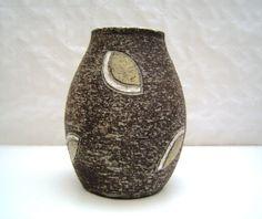 1950s vintage large Westraven chanoir ceramic vase