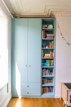 Delightful Wardrobe Shutter Designs Ideas For Children - domek - uniek Wardrobe Design Bedroom, Wardrobe Furniture, Kids Wardrobe, Kids Bedroom Furniture, Built In Wardrobe, Closet Bedroom, Bedroom Decor, Entryway Closet, Pax Wardrobe