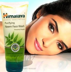 Purifying NEEM Face Wash Himalaya Herbals PURE 100ml in Health & Beauty, Natural & Homeopathic Remedies, Herbal | eBay