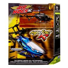 Air Hogs R-C Havoc R Heli [Black - Channel D]