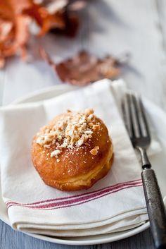 S'Mores Donuts via Tartelette #recipe