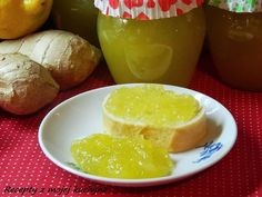 Marmelade Recipe, Home Canning, Preserves, Pickles, Jelly, Zucchini, Mango, Food And Drink, Pudding