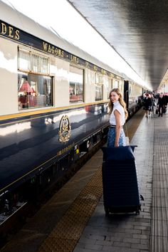 Orient Express Train, Venice Simplon Orient Express, Belmond British Pullman, Budapest, Trains, Train Journey, By Train, English Countryside, Vacation Places