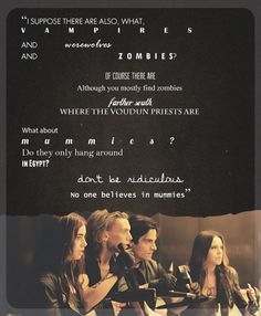 That is incorrect. Whoever made this has obviously never read or seen City of Bones.
