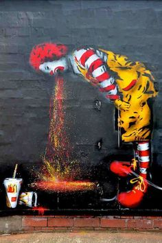 I'm not lovin' it... by SPQR...lmao