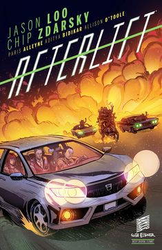 """It has high-stakes action, terrifying monsters, & solid character development all wrapped in a killer premise. You don't want to miss this."" James reviews Afterlift from Dark Horse Comics. Kindle, Diamond Comics, Superhero Series, Will Eisner, Comic Store, Penguin Random House, Fantasy Series, Bounty Hunter, Dark Horse"