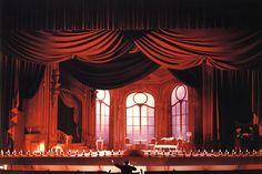 Photo Red Velvet Curtains, Home Decor, Decoration Home, Room Decor, Home Interior Design, Home Decoration, Interior Design