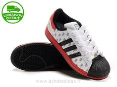 http://www.topadidas.com/femmes-adidas-chaussures-originaux-de-superstar-blanc-rouge-noir-adidas-originals-superstar-80s-nigo.html Only$48.00 FEMMES ADIDAS CHAUSSURES ORIGINAUX DE SUPERSTAR BLANC ROUGE NOIR (ADIDAS ORIGINALS SUPERSTAR 80S NIGO) #Free #Shipping!