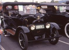 1920 Maxwell Touring