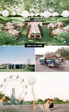 Bear Flag Farm Wedding Venue