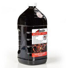 Genuine Aladdin Lamp Oil - 100 oz Bottle