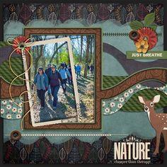 Garden & nature - Scrap Stacks Scrapbook Gallery