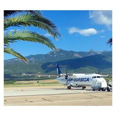 #FANtasticPhoto   de @lau0705 #ATR72  #aircorsica #Figari #Corse #sud #bonifacio #portovecchio #soleil #paradis  #mer  #plage  #vacances #farniente #amis #famille