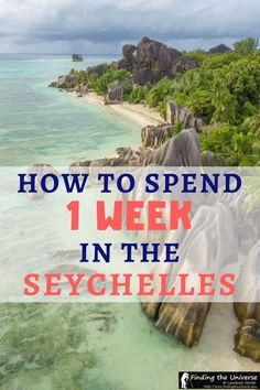 Detailed guide to visiting the Seychelles for 1 week, including a guide to how to spend 1 week in th Seychelles Honeymoon, Seychelles Islands, Fiji Islands, Cook Islands, Seychelles Africa, Seychelles Beach, Destin Beach, Beach Trip, Beach Travel