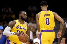 Lebron James Makes His Los Angeles Lakers Debut Against The Nuggets Dr Wong Emporium Of Tings Web Magazine Los Angeles Lakers Lebron James Los Angeles