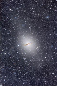 Centaurus A Ultra Deep Field