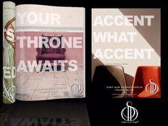 Simply Divine Designs print ads.