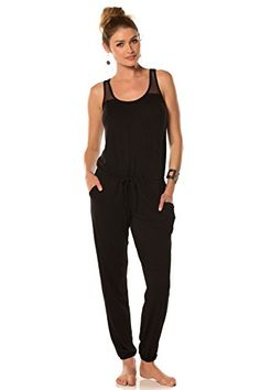 dc897cd563a2f Becca by Rebecca Virtue Women's Meshed Up Jumpsuit Swim Cover Up Black S at  Amazon Women's Clothing store: