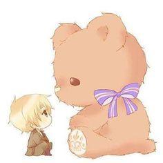 Hetalia - England>> oh god its too cute