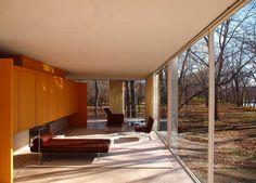 Дом Фарнсуорт (Farnsworth House) · Иван Григорьев · TARTLE.NET architecture&design