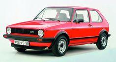 VW Golf GTI Giugiaro Design #GolfGTI #Giugiaro #GTClassic #GTClassicar @GTClassic