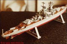 """Panzerschiff """"Admiral Graf Spee"""" 1:600"""