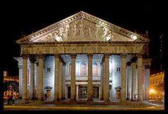 Teatro Delgado. Guadalajara, Mexico