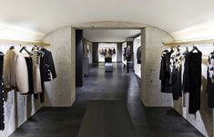 Givenchy Store in Paris by Joseph Dirand | http://www.yellowtrace.com.au/givenchy-store-paris-joseph-dirand/