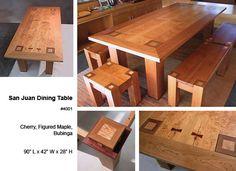 Craig Yamamoto, Woodworker - Handmade custom furniture influenced by traditional Japanese furniture design