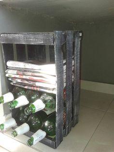 Cajón para envases