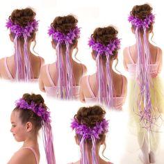 Amazon.com: 6-pack Purple Fairy Halos: Toys & Games