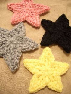 Crochet stats