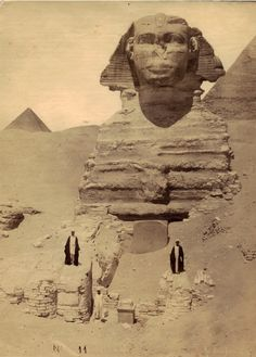 :::: PINTEREST.COM christiancross :::: The Sphinx of Giza -- Its Nose, Lips, Gender, and Ethnicity -- www.SphinxOfGiza.com
