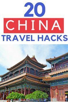 Travel hacks for China | Beijing travel hacks | Nanjing travel hacks | Shanghai travel hacks | china travel advice | china travel tips | beijing travel advice | beijing travel tips