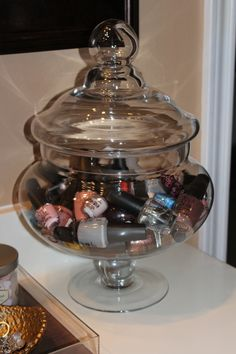 Nail Polish Holder: Why have I not thought of this?