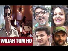 WAJAH TUM HO public review | Sana Khan, Sharman Joshi, Gurmeet Choudhary. Gurmeet Choudhary, Sana Khan, Public, Youtube, Youtube Movies