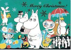 moomin joulu